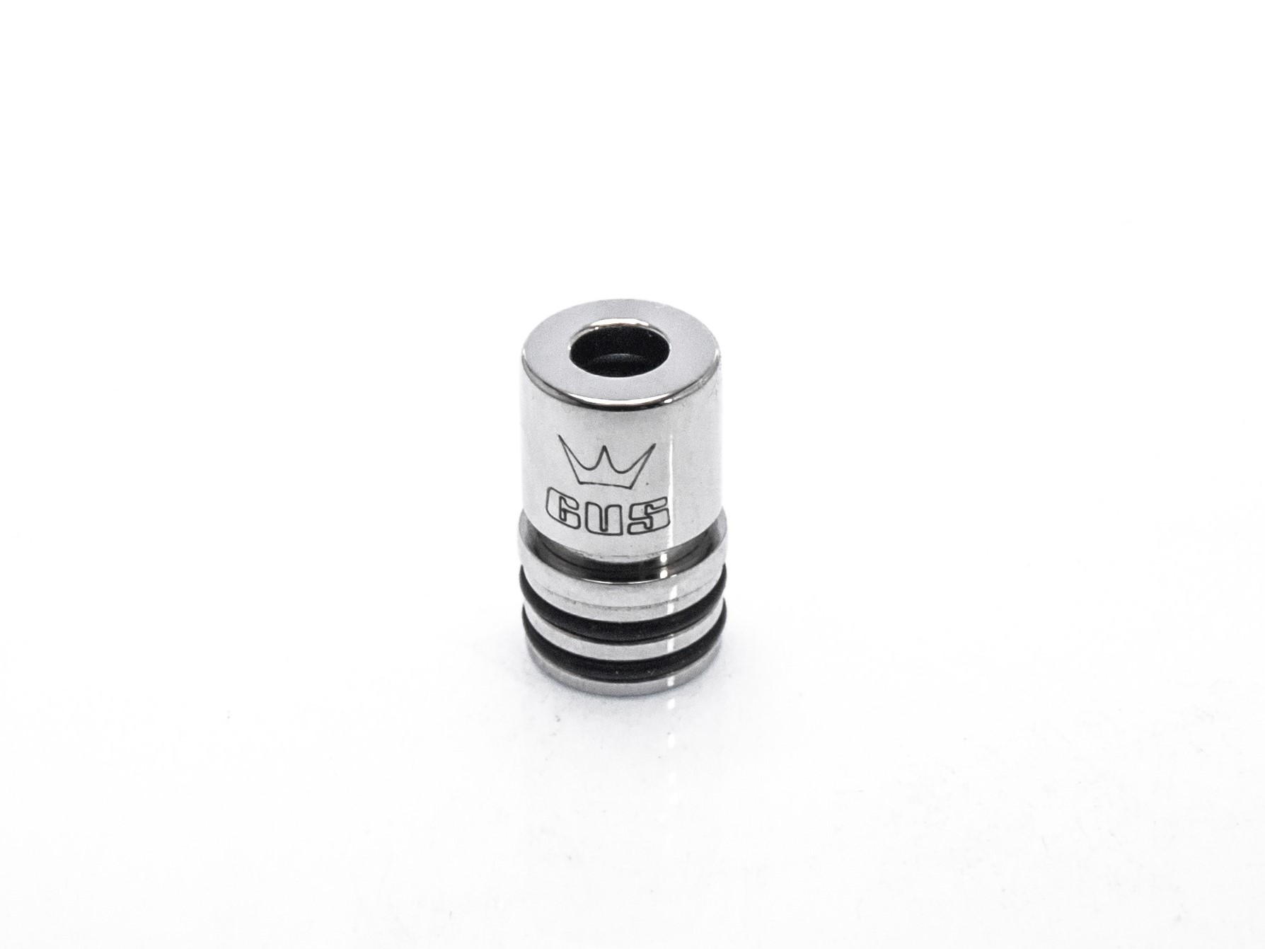 CAMINOR Drip tip SS polish (max your flavours)